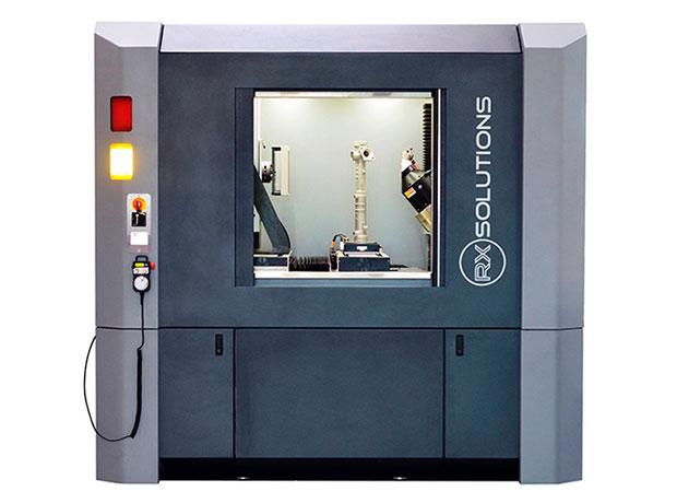 easytom-199Kv-tomografia-industrial
