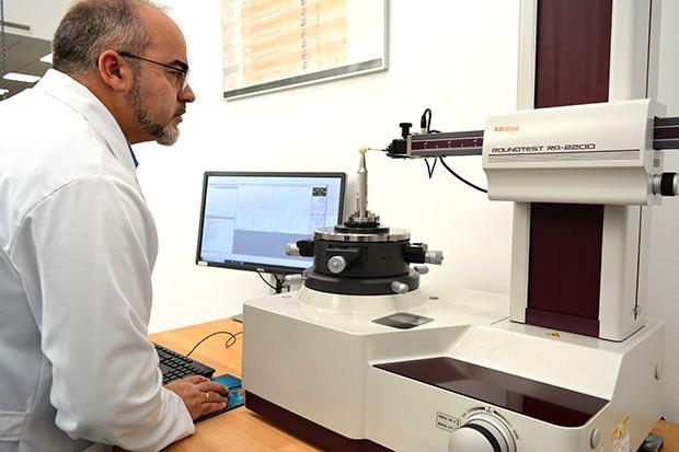 medicion-de-redondez-en-sariki-precision-center