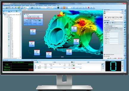 plataforma-de-software-de-medicion-3d-metrolog-X4