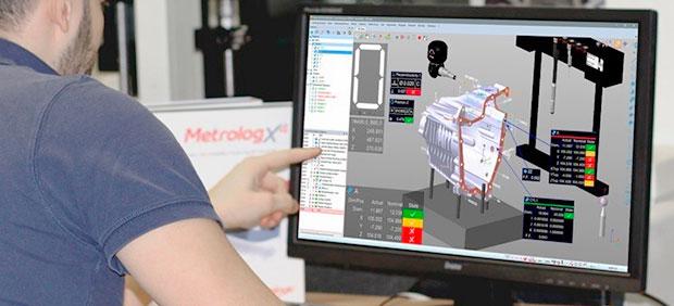 software-de-medicion-metrolog-X4-de-Metrologic