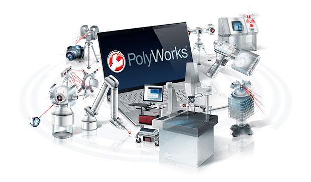 software-de-medicion-universal-polyworks-inspector-innovmetric