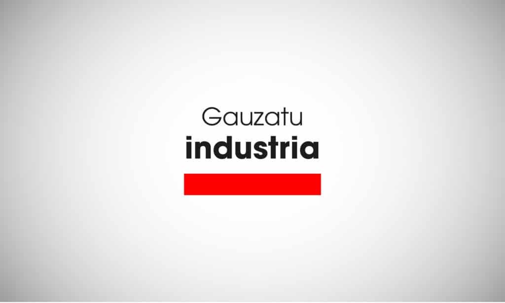 gauzatu-industria